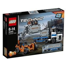 Lego 42062 Depósito de contenedores