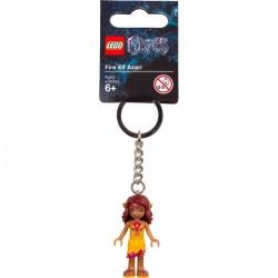Lego 853560 Llavero de Azari, la elfa del fuego