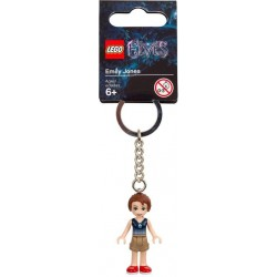 Lego 853559 Llavero de Emily Jones