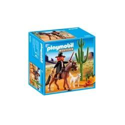 Playmobil 5251 Sheriff con Caballo