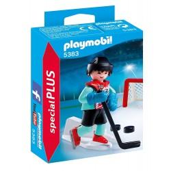 Playmobil 5383 Jugador de Hockey sobre Hielo