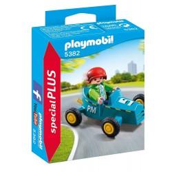Playmobil 5382 Niño con Kart