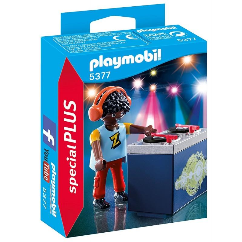 Playmobil 5377 DJ