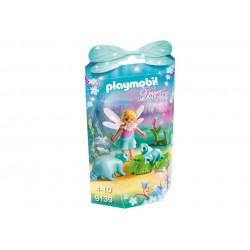 Playmobil 9139 Niña Hada con Mapaches