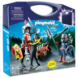 Playmobil 5972 Maletín Caballeros