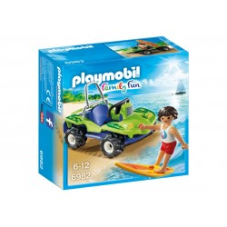 Playmobil 6982 Surfista con Buggy