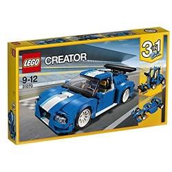 Lego 31070 Deportivo turbo