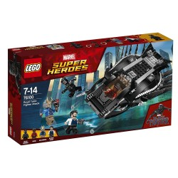 Lego 76100 Ataque del Royal Talon Fighter