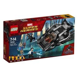 Lego 76100 Ataque del Royal Talon Fighter