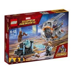 Lego 76102 Aventura tras el arma de Thor