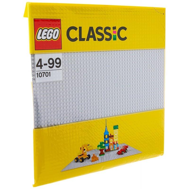 Lego 10701 Base Gris