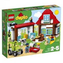 Lego 10869 Aventuras en la granja