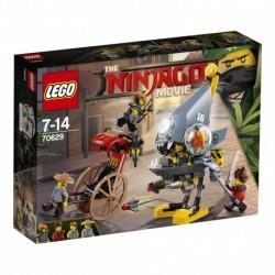 Lego 70629 Ataque de la piraña