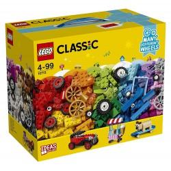 Lego 10715 Ladrillos sobre ruedas