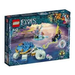 Lego 41191 Naida y la emboscada de la tortuga del agua