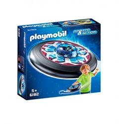Playmobil 6182 Disco Volador Celestial con Alien