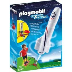 Playmobil 6187 Cohete con Propulsor