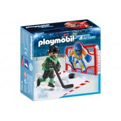 Playmobil 6192 Portería Hockey sobre Hielo