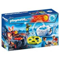 Playmobil 6831 Juego Fuego y Hielo