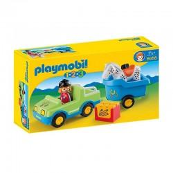 Playmobil 6958 Coche con Remolque