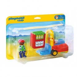 Playmobil 6959 Carretilla elevadora