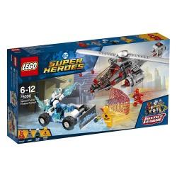 Lego 76098 Persecución gélida tras la Fuerza de la Velocidad