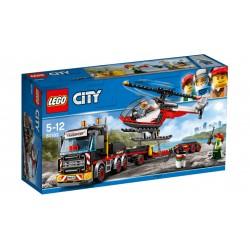 Lego 60183 Camión de transporte de mercancías pesadas