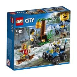 Lego 60171 Montaña: Fugitivos