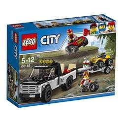 Lego 60148 Todoterreno del equipo de carreras