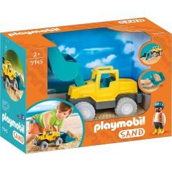 Playmobil 9145 Excavadora