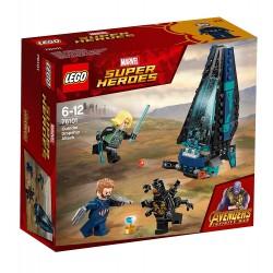 Lego 76101 Ataque de la nave de los Outriders