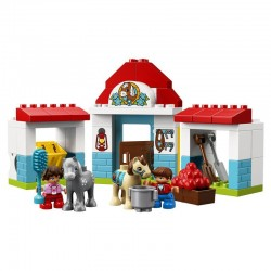 Lego 10868 Establo de los ponis