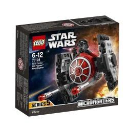 Lego 75194 Microfighter: Caza TIE de la Primera Orden