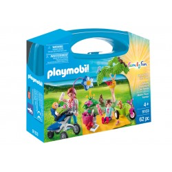 Playmobil 9103 Maletín Grande Pícnic Familiar