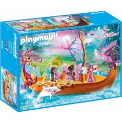Playmobil 9133 Barco Romántico de las Hadas