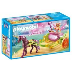Playmobil 9136 Hada Flor con Carro