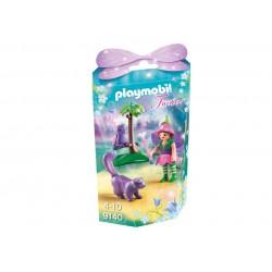 Playmobil 9140 Niña Hada con Búho