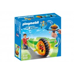 Playmobil 9203 Speed Roller Naranja
