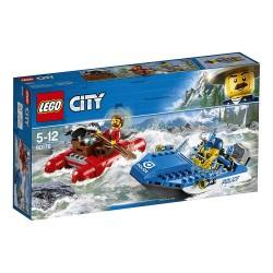 Lego 60176 Huida por aguas salvajes