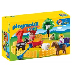 Playmobil 6963 Recinto de Animales
