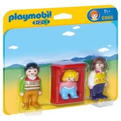 Playmobil 6966 Padres con bebé