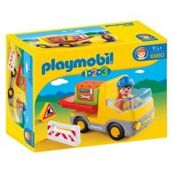 Playmobil 6960 Camión de construcción