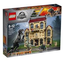 Lego 75930 Caos del Indorraptor en la mansión Lockwood