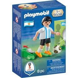 Playmobil 9508 Jugador de Fútbol - Argentina