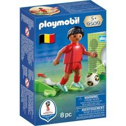 Playmobil 9509 Jugador de Fútbol - Bélgica