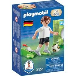 Playmobil 9511 Jugador de Fútbol - Alemania