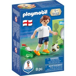 Playmobil 9512 Jugador de Fútbol - Inglaterra