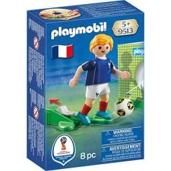 Playmobl 9513 Jugador de Fútbol - Francia