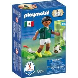 Playmobil 9515 Jugador de Fútbol - México