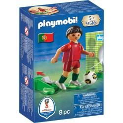 Playmobil 9516 Jugador de Fútbol - Portugal
